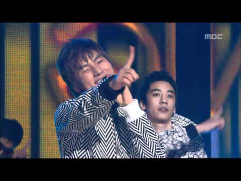 Bigbang - Last Farewell, 빅뱅 - 마지막 인사, Music Core 20080112