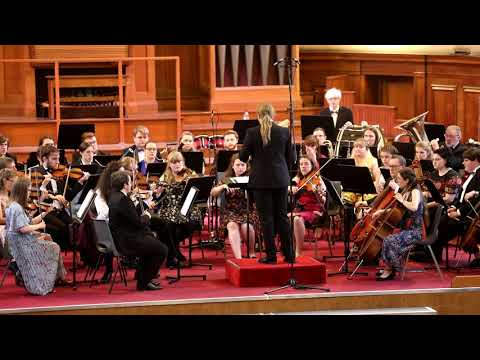 Bangor University Music Society - Adagio For Symphony Orchestra By Alex Winberg - Gala Concert 2019