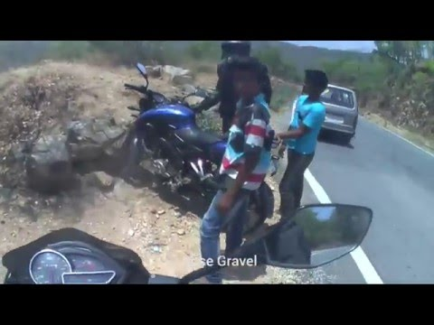 Pulsar 200NS Accident | Why you should wear Riding Gears