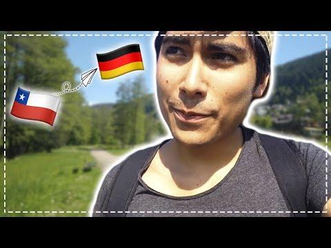 ¡LLEGANDO A ALEMANIA! 🇩🇪   Working Holiday Visa Alemania