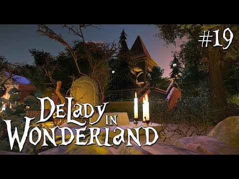 Planet Coaster: DeLady in Wonderland - Ep. 19 - Cemetery Station