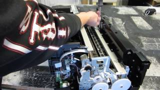 Epson 1430 Disassembly - Removing the Covers - Video 2