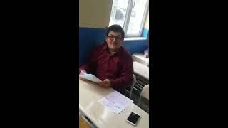 Liseliler Sınavda Kopya Çekiyorlar  ösym Denemeleri  Esenyurt Kıraç Anadolu Lise