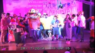 River Narmada Creative Introduction - Aiyaswamy Culturals 2014