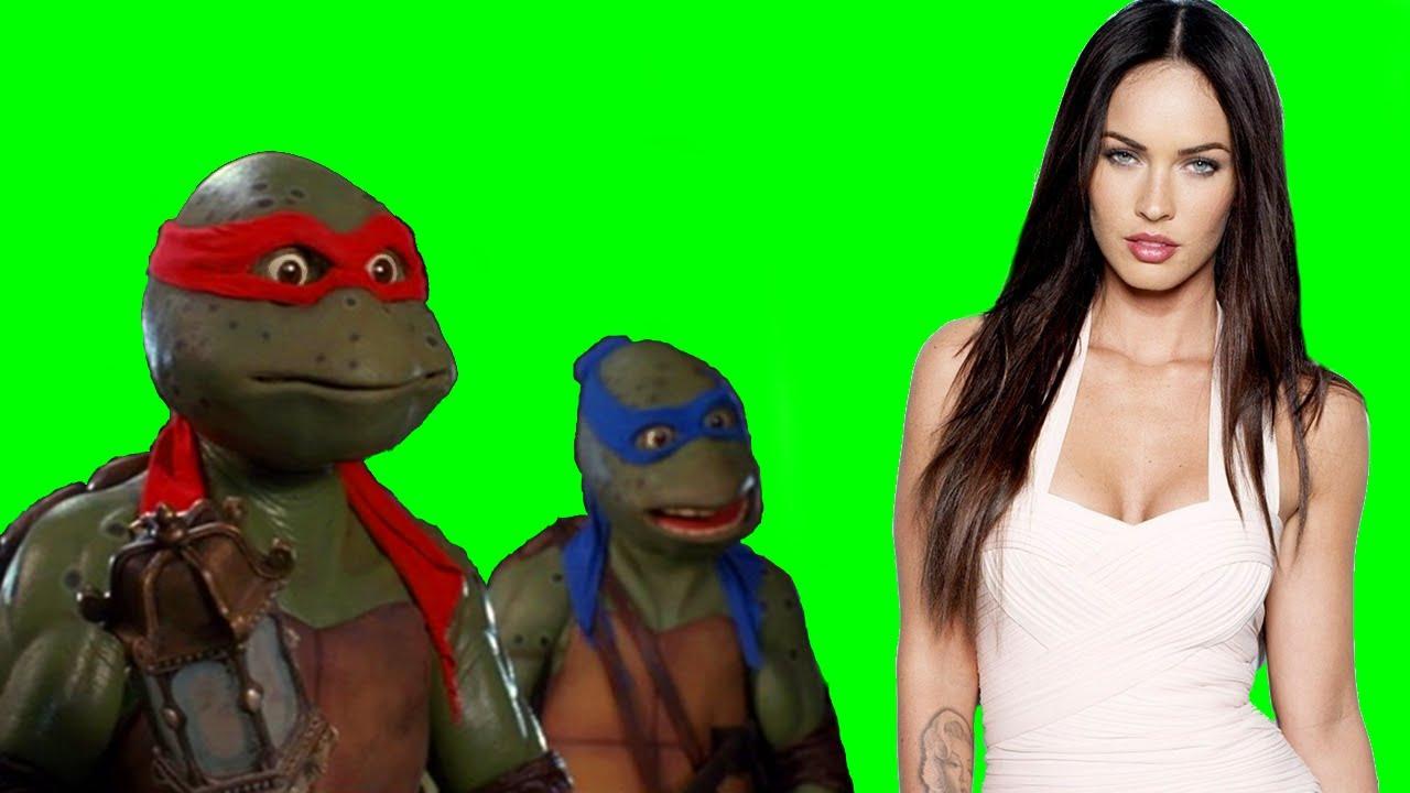 Megan Fox Cast As April O Neil In Michael Bay S Teenage Mutant Ninja Turtles 2014 Movie Youtube