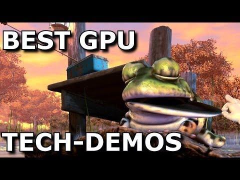 Top 10 GPU Tech-demos