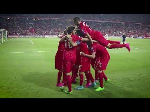 Turkey-Netherlands 3-0 - Dutch commentator goes crazy (Original) HD