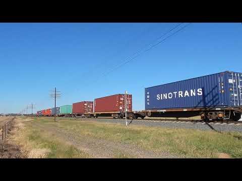 Junee Freight Trains PN Intermodal