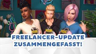 Großes Freelancer-Update zusammengefasst! | Short-News | sims-blog.de