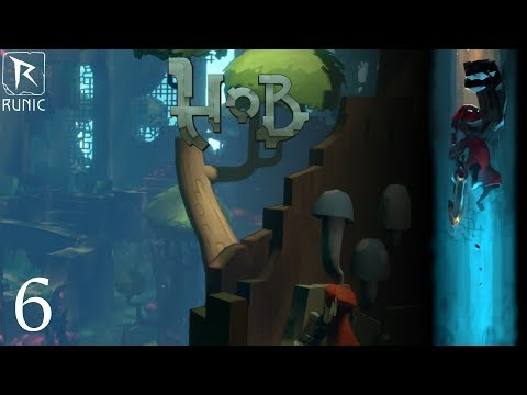 Where we fall to pieces - Hob Let's Play Ep. 6