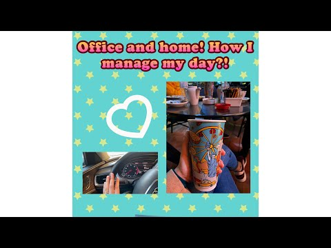 Daily vlog! My daily routine as working housewife in Dubai! All day with me!