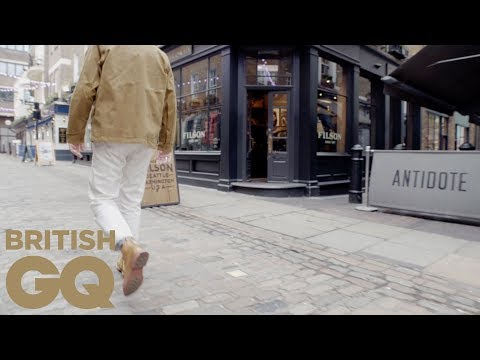 Why Carnaby Is London's Most Stylish Area | Carnaby London | British GQ
