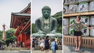 Comida Callejera Japonesa + Visitando Kamakura desde Tokio