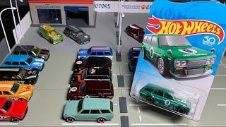 Lamley Live Showcase: 2019 Hot Wheels Legends Tour Datsun 510 Wagon Exclusive