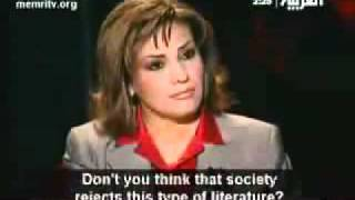 Fake Plastic Saudi Arabian Women Talks Freely about SEX