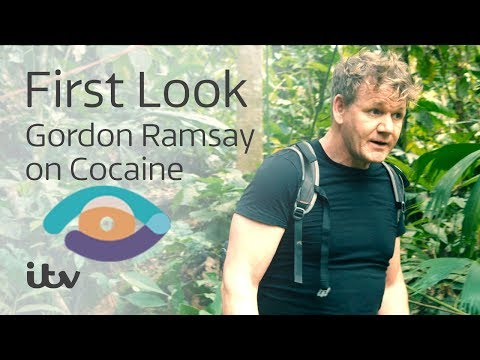 Gordon Ramsay On Cocaine | First Look | ITV