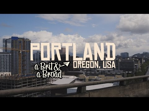 Travel in Portland, USA
