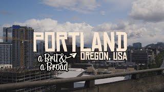 Travel in Portland, USA