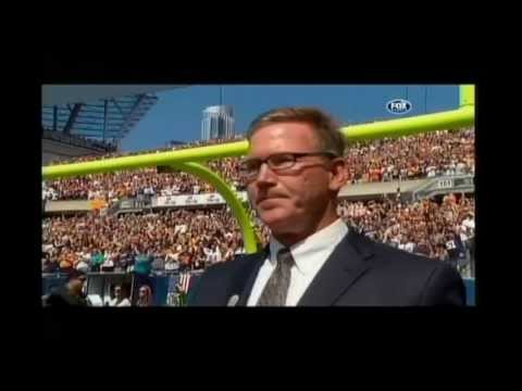 9/11/11 -  National Anthem at Soldier Field