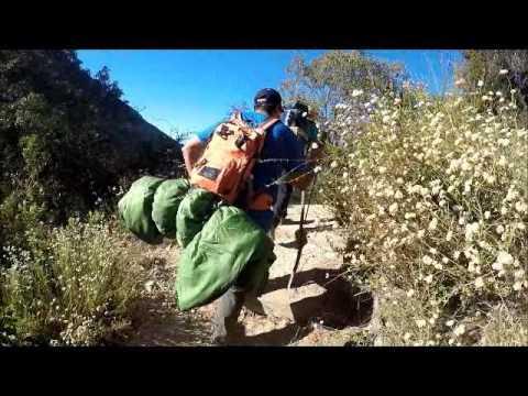 Mt Wilson Hike Via Chantry Flats