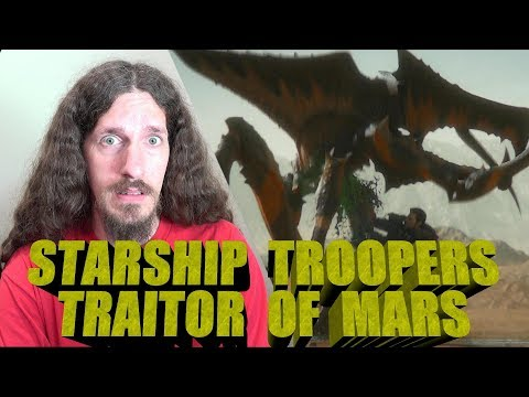 Starship Troopers Traitor of Mars Review
