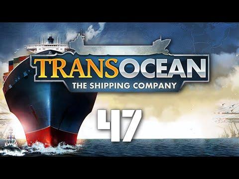 TransOcean:The Shipping Company #47 Rechter Winkel fetzt! ✼Let's Play TransOcean✼