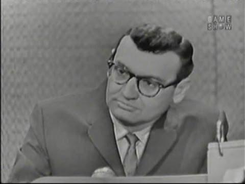 What's My Line? - Frankie Laine; Vincent Price [panel] (Apr 12, 1959)