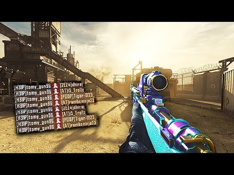TOP 50 BEST SNIPER CLIPS IN CALL OF DUTY HISTORY - EPIC SNIPER MONTAGE!