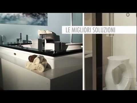 Benvenuti da Fidra - spot Arredo Bagno 2012 - YouTube