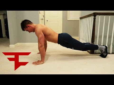 BRING SALLY UP! PUSH-UP CHALLENGE | FaZe Censor