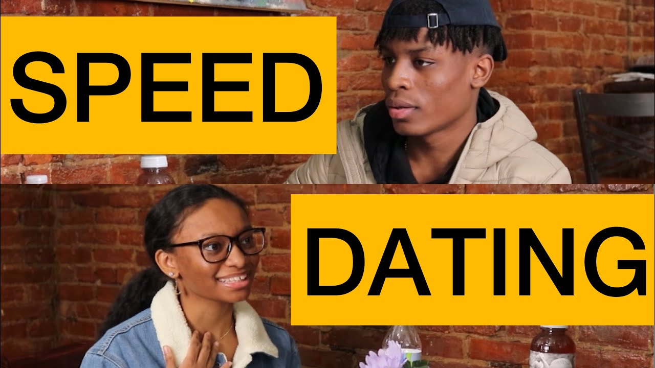 4 minute speed dating