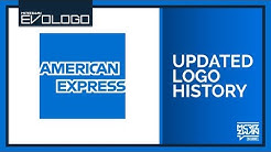 American Express Updated Logo History | Evologo [Evolution of Logo]