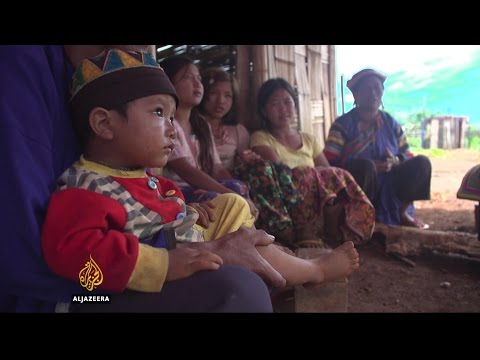 Hopes for peace in Myanmar's Shan state