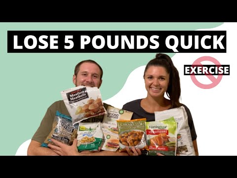 HOW TO LOSE WEIGHT FAST – WITHOUT EXERCISE