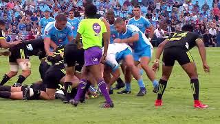 HIGHLIGHTS: Super Rugby 2018 Week #2 BULvsHUR