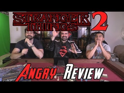 Stranger Things 2 Angry Review