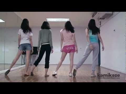 [Clip] Kiss Me Five - Ab (แอ๊บ) (Dance Practice Ver.)