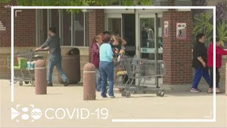 How 10 of the biggest grocery store chains in Dallas have implemented safety measures during COVID-1