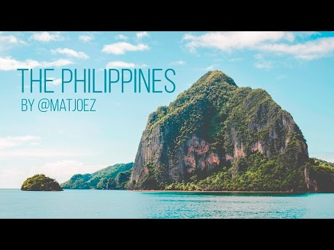 The Philippines by Matjoez