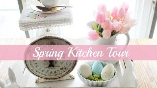 Spring Kitchen Tour | 2018