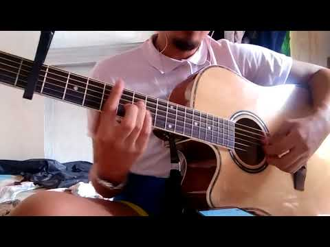 Wedding Song by Davey Langit (Guitar Cover)