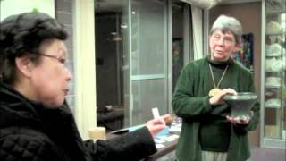 What Makes a Good Ikebana Container - With Irene Jenkins and Michiko Hosoda