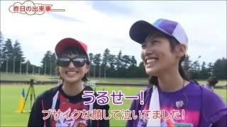 ももいろクローバーZ百田夏菜子 ツンデレ攻撃でディスりあい ももいろク...
