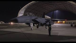 336th Fighter Squadron Deploys to Southwest Asia