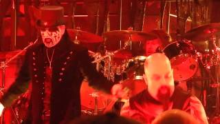 KING DIAMOND - WITH KERRY KING - EVIL - PNC BANK ARTS CENTER, NJ - MAYHEM FEST 7/21/15