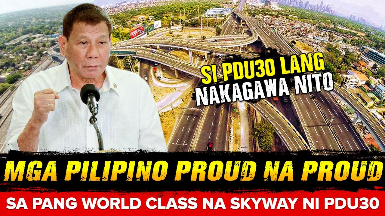 BREAKING NEWS JANUARY 15, 2021 WORLD CLASS SKYWAY STAGE 3 NI PRES. DUTERTE BUKAS NA!