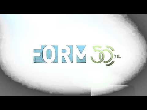Form 50. yıl Logo Animasyon
