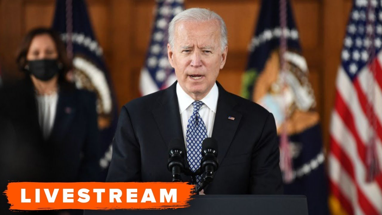 President Biden Live Stream: Latest Updates from News Conference