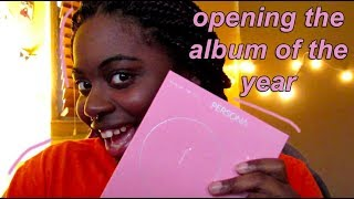 unboxing the album of the year (map of the soul: persona unboxing ✨)
