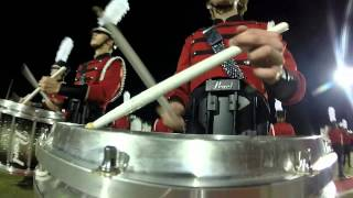 gopro   a day with the forsyth central drumline